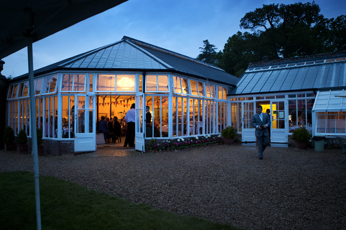 Pavilion Tea Rooms Stansted House